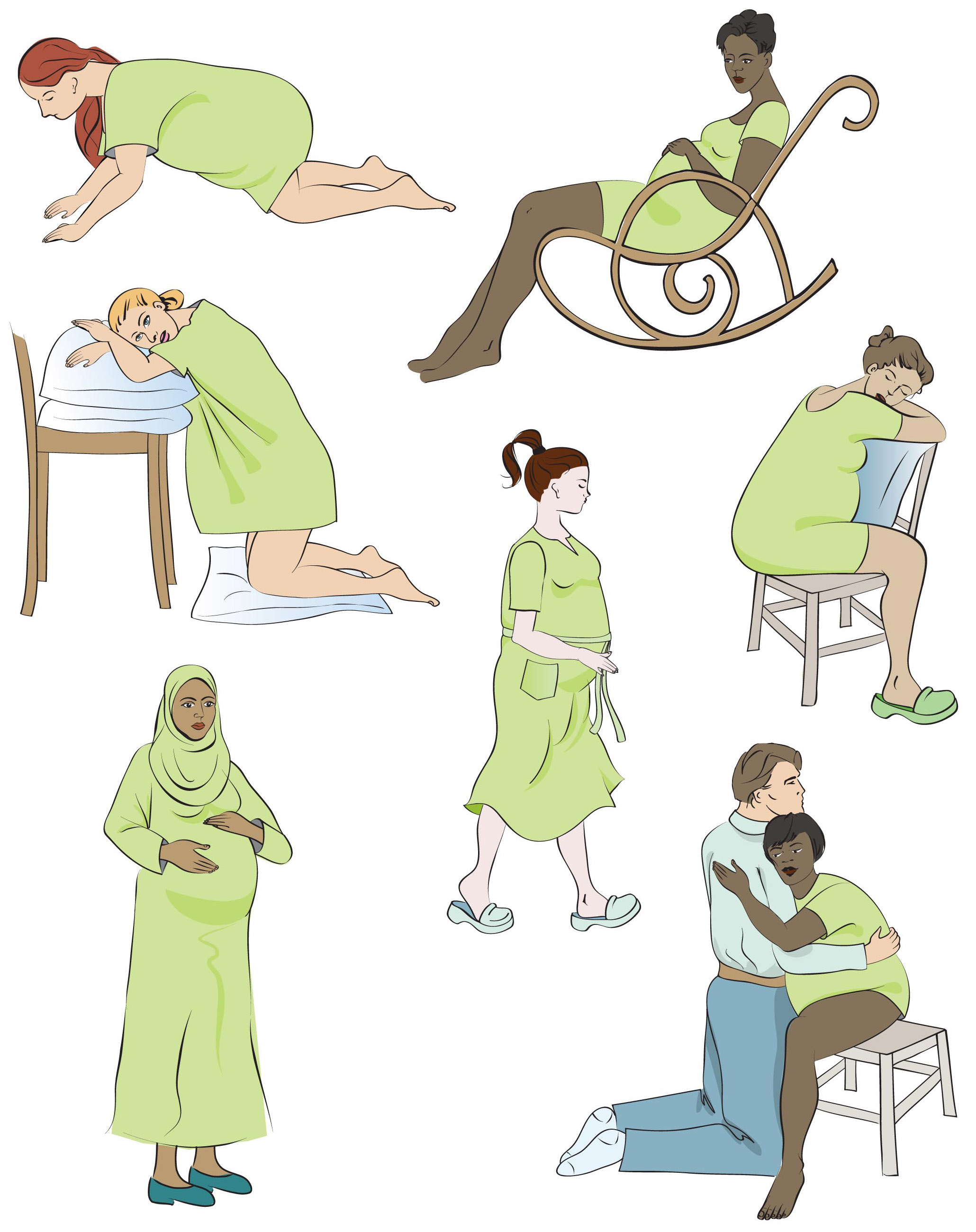 Hospital Bed Positions List